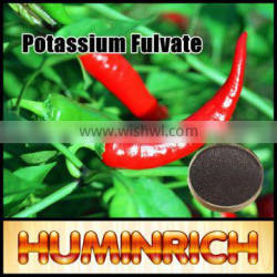 Huminrich Shenyang Promote Growth Potassium Humate Humic Fulvic Acid