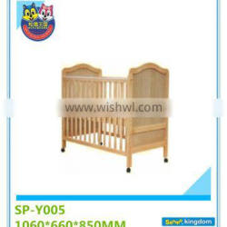 Solid Wood Bed For Babies Kids