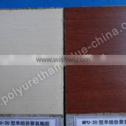 glue for FC fiber cement board to melamine board