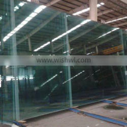 15mm-19mm Super Float Clear Glass