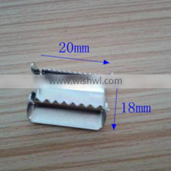 20MM Metal Belt Buckle For Wholesale With Cheap Factory Price