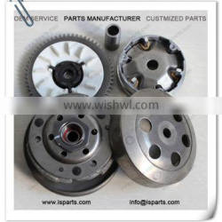 Adult Electric Motorcycle Parts Spare GY6 50cc Engine Clutch