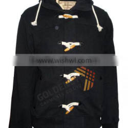 hot sale men's polar fleece hoody jacket with good quality made in China