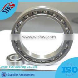 Stainless steel & Carbon steel Deep groove ball bearing SS6209 SS6210
