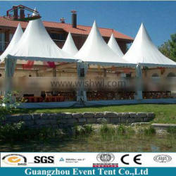 High quality aluminum profile pagoda tent with cheap price