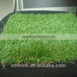35mm competitive price Artificial balcony landscape grass for decoration