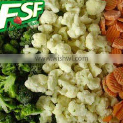 Hot selling IQF mixed vegetables