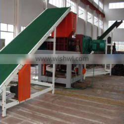 jian Dingfeng Rubber Runway Tyre Recycling Machine