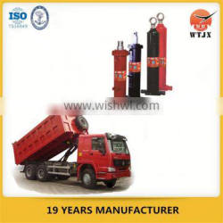 single-act small dump truck hydraulic cylinder
