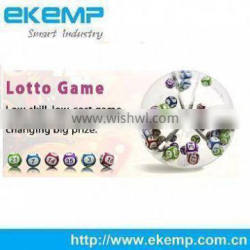 Scable Lottery Retailing Software Development