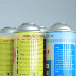 Refillable Aerosol Spray Can For Sale