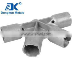 China manufacture steel casting parts with good service /aluminum alloy steel for die castings