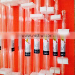 For high power laser engraving machine and laser cutting machine CO2 laser tube
