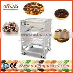 High quality donut Floor-Type Chocolate Icer donut icer