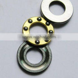strong solidity plane thrust ball Bearings51100