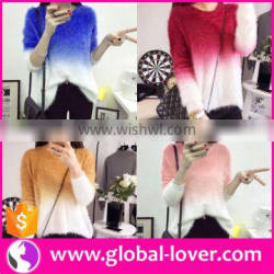Woman Sweater Chrsitmas Sweater Woolen Sweater Designs for Ladies