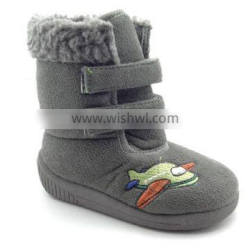 High Ankle Half Boots Kids Winter Warm Boots