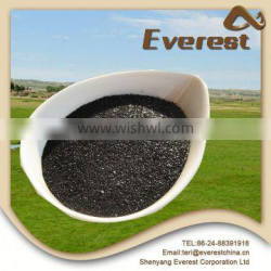 2016 Hot Sale Good Service Humic Acid Sodium Salt Organic Fertilizer Sodium Humate Flake