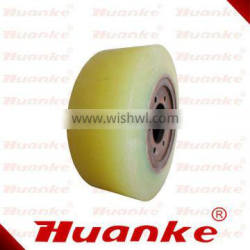 Forklift Parts 384*145*240mm TOYOTA Drive PU Wheel for 7F Forklift