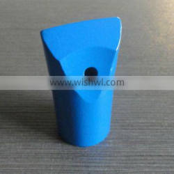 Tapered Chisel Steel Drill Bits With CNC Tools