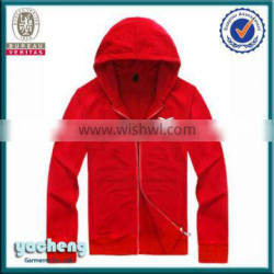 wholesale custom cheap blank solid color fleece hoodie