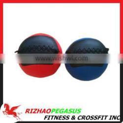 Red And blue Wall Ball