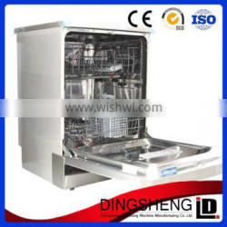High quality kitchen appliances free standing dish washer