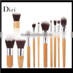 2016 New Private Label Synthetic Makeup Brush Set For Women