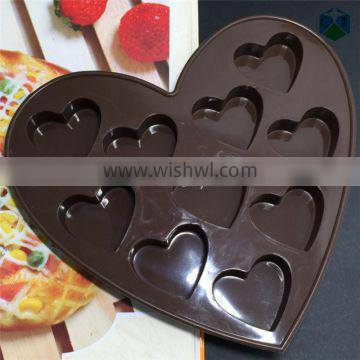 CTBED017 Decorate Your Cakes And Cupcakes Candy Molds Chocolate Decorations Happy Caking Everyone