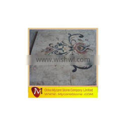 Wholesale natural marble mosaic tile picture pattern