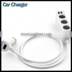 4 Ports 4 Usb Mobile Travel Charger Phone