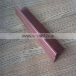 Corrosion-resistant decorative wpc wall panels corners