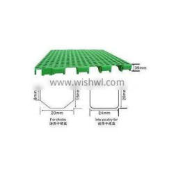 poultry house flooring