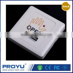 Fireproof resin finger touch sensitive button PY-DB23