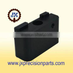 Non-standard black anodized precision aluminum alloy parts