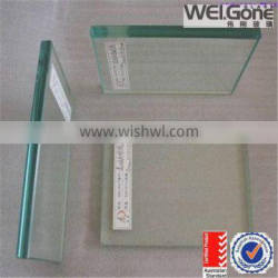 clear laminated glass price m2 For Sale