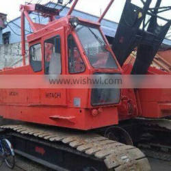 used japan made hitachi 30t crawler crane new arrival in china
