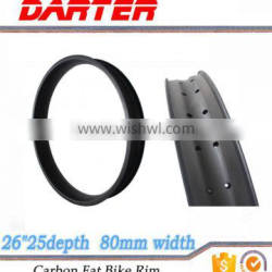 Popular style support the tire carrying vehicle weight 533mm erd bike rim 26