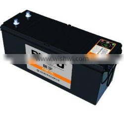 Perfect new type MF auto battery 120AH for european /Middle East/african /asian market