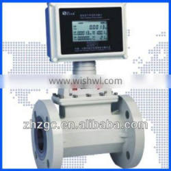 the newest Chinese LWQTF Gas Turbine Flowmeter