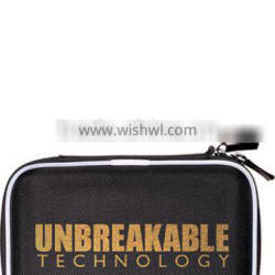 Promotional Heavy-Duty Plastic Gadget Cases with Zipper