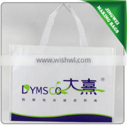 Wholesale custom promotions pp non woven laminated tote bags with logos