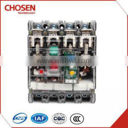 KCM1L/CM1L-100M 100amp 4p residual current operated circuit breaker,ac low voltage protection rccb