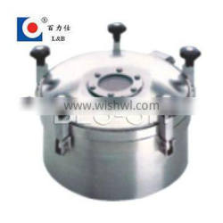 L&B sanitary stainless steel YAA manhole cover