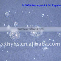 CVC60/40 Water and Oil Resistant Fabric for Garment