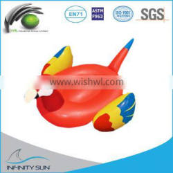 2016 wholesale Inflatable floats Giant Inflatable Seagull floating