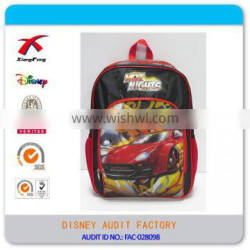 Cars Design School bag for boys, Cute Backpacks for Teens