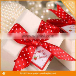 wholesale white cardboard cardboard candy chocolate boxes