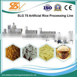 Energy Saving With CE Certificate Artificial rice production line
