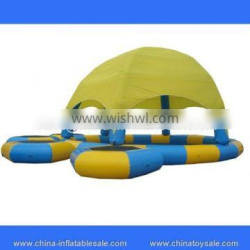 Competitive price inflatable swimming pool cover, pool inflatable